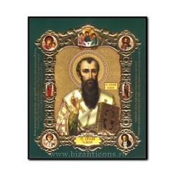 Icoana med V mdf 15x18 Sf Vasile 1855-126