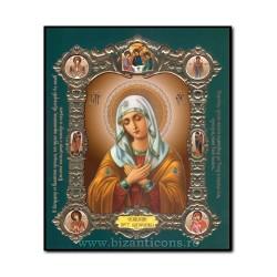 Icoana med V mdf 15x18 MD Omilenia 1855-463