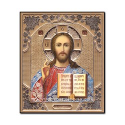 1868-111 the Icon to the Russian 3D mdf board 15x18 Me in Kazan.