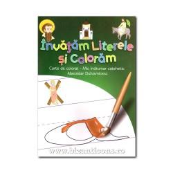 71-771 Invatam literele si coloram - Laura Preda