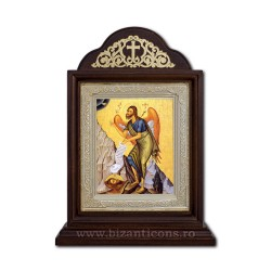 Icon the Ark wood 18x29 of St. John the Baptist ICR20-121