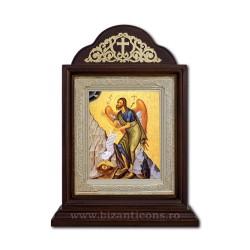 Икона Ковчег деревянный 18x29 Святого Иоанна Крестителя ICR20-121
