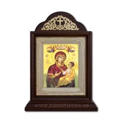 Το εικονίδιο στην Κιβωτό από ξύλο, 18x35, MD Mirtiliotissa ICR20-504