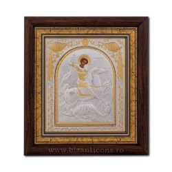The ICON of the frame 24x26 - St. George's EP514-010