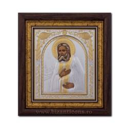 ИКОНА в раме 24x26 - Святой Серафим из Sarov EP514-024