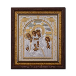 Το ΕΙΚΟΝΊΔΙΟ του πλαισίου 24x26 - Άγιο-Οικογένεια - Ρωσία EP514-273