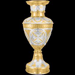 VAZA alama aurita si argintata - X107-896