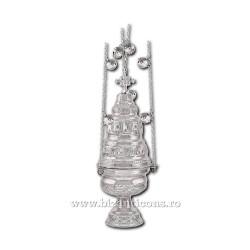CADELNITA arhiereasca argintata - X62-553