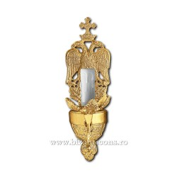 Aplica bronz aurit 1 bec X95-780 / X 83-544