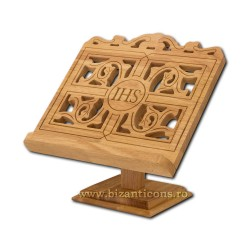 SUPORT CARTE lemn IHS - 28,5x28x21 8/bax D 174-21