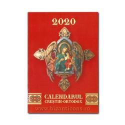 CALENDAR carte A6 - BLEO - Viata M Domnului 100/pachet CP35-802