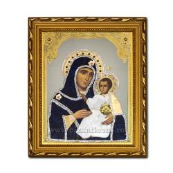 Icoana vesmant - rama 30x40 MD Ierusalim IT34-006