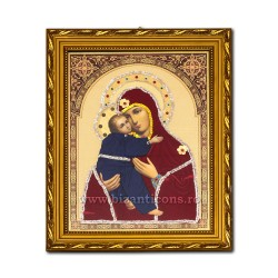 The icon of the garment - frame 30x40, MD, Vladimir IT34-007