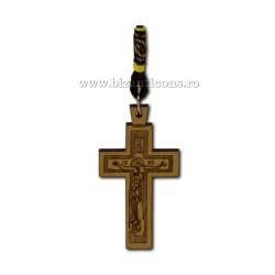 50-139 медальон авто, креста, дерева, 12/set