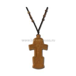 24-220G cruce lemn natur mare 5,5x10 12/set