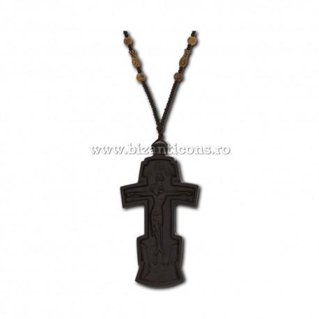 24-220N cruce lemn negru mare 5,5x10 12/set