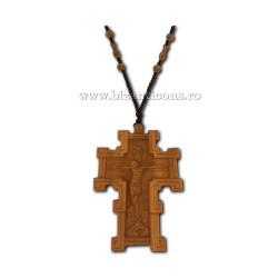 24-221G cruce lemn natur mare 7x10 12/set