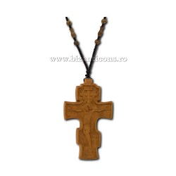 24-223G cruce lemn natur mare 5,5x10 12/set