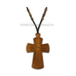 24-225 Г крест, натуральное дерево 6,5x10 12/комплект