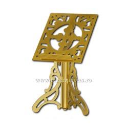 SUPORT carte bronz aurit - X46-375 / 35-203