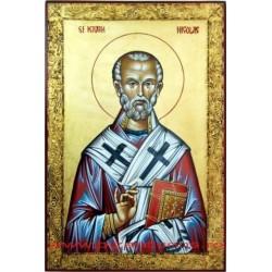 Icoana Pictata - Sfantul Nicolae