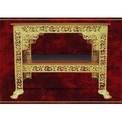 Masa Altar al. - cu raft T22-107