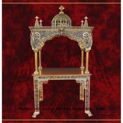 Baldachin Sfinte Moaste - Epitaf