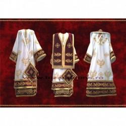 Veşmânt Arhieresc - Brodat - Material Textil