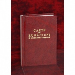 Carte de Rugaciuni si indrumari crestine