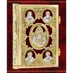 Evanghelie aurita si argintata - medie