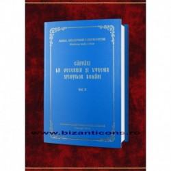 Cantari la Vecernia si Utrenia Sfintilor Romani Vol 3