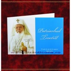 Patriarhul Teoctist - O suta de ani de la nastere