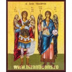 Sfintii Arh. Mihail si Gavriil