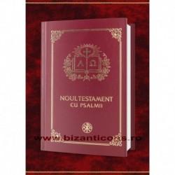 Noul Testament cu Psalmi - maro