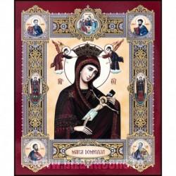 Maica Domnului cu cruce