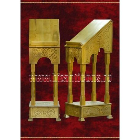 ICONOSTAS lemn gravat