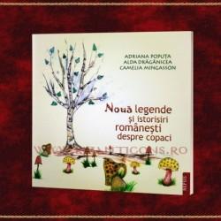 Noua legende si istorisiri romanesti despre copaci