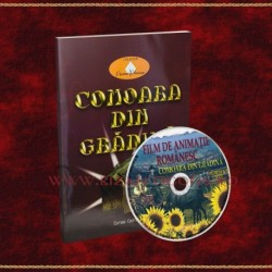 Comoara din gradina + CD Video