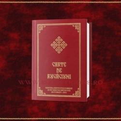 Carte de Rugaciuni cu scris mare IBO - legata