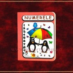 Numerele - cartonata
