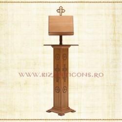 Strana 2 carti - lemn sculptat