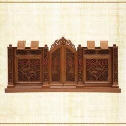 Catapeteasma - lemn sculptat