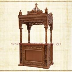 Sfanta Masa - baldachin - lemn sculptat