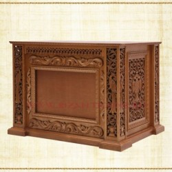 Sfanta Masa - lemn sculptat