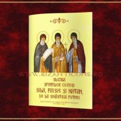 Slujba Sfintilor Cuviosi Sila, Paisie si Natan, de la Sihastria Putnei