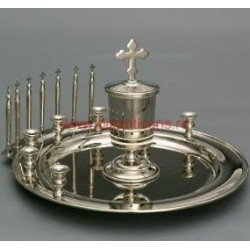 Set Maslu - argintat