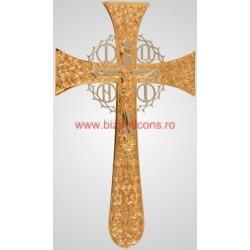 Cruce Bin. Malta - aurita si argintata