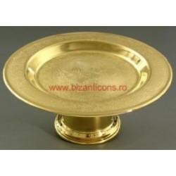 Disc pentru Sfinte Vase 1 - aurit