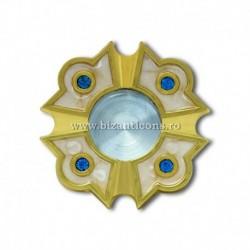 CASETA SF MOASTE aurita - pietre albastre
