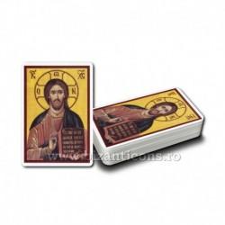 Isus Hristos - cu carte deschisa - 100/set